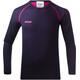 Bergans Akeleie Youth Shirt Navy/Hot Pink